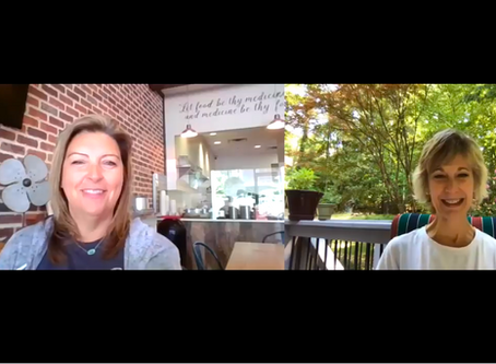 FIT CHAT with Leslie Graham, 3:8 Juice & Eatery