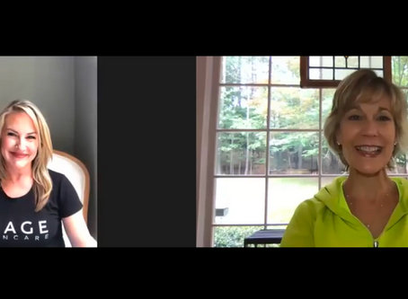 FIT CHAT with Lisa Ruddy, Image Skincare