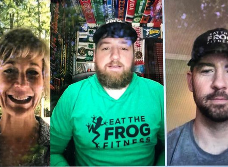 FIT CHAT with Eat the Frog, Johns Creek