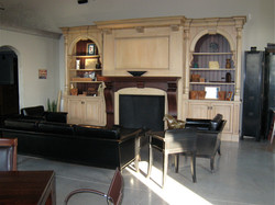 Fireplace & Wall System