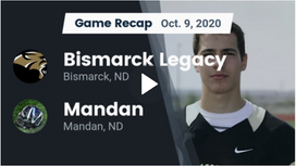 Legacy-Mandan Game Highlights