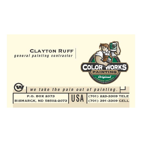 Colorworks Paining