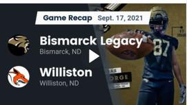 Legacy-Williston Game Highlights
