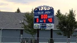 Freshman pick-up win over Jamestown