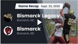 Legacy-Bismarck Game Highlights