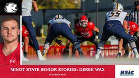 Sabers Alumni - Derek Wax