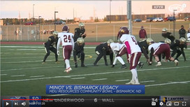 Wrap-Up:  Legacy 31 - Minot 28