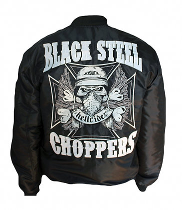 BSC Biker Jacket Hellrider