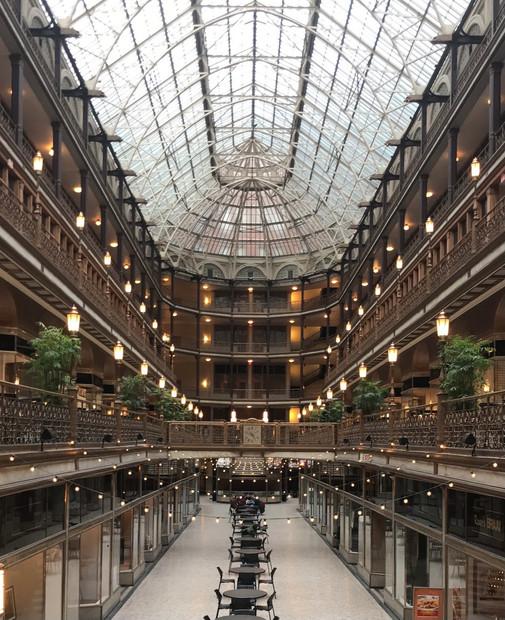 The Arcade - Cleveland, Ohio