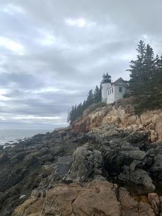 Bass Harbor Head Lighthouse - Tremont, Maine