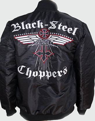 BSC Biker Jacket Wings