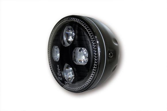 HIGHSIDER 5 3/4 Zoll LED-Hauptscheinwerfer ATLANTA