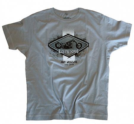 BSC - Hard 65 grey T-Shirt Men