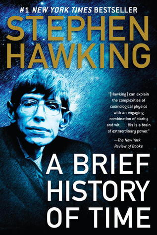 A Brief Hsitory of Time by Stephen Hawking