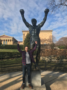 Rocky Statue - Philadelphia, Pennsylvania