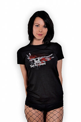 Skull Candy Girlie Shirt
