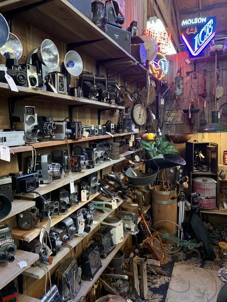 Antique Store in California