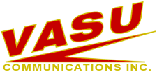 Vasu Communications logo
