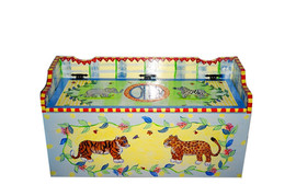 Big Cats Toy chest