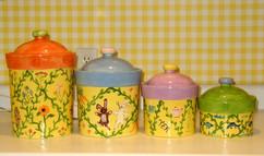 Kitchen Cannister Set