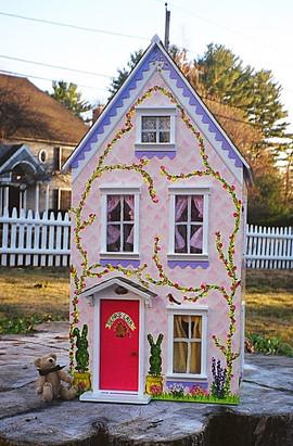 Lair du Lapin Dollhouse