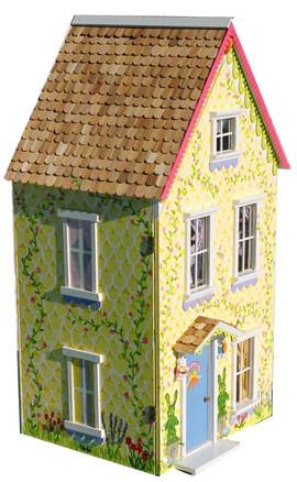Yellow Dollhouse