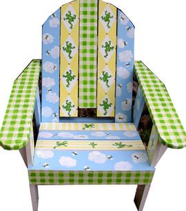 Ribbet Adirondak Chair