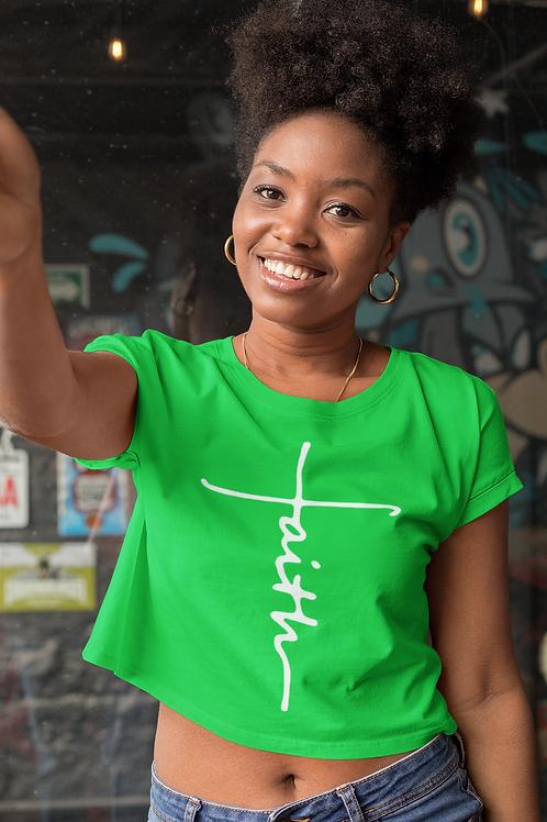 Faith Cross T-shirt
