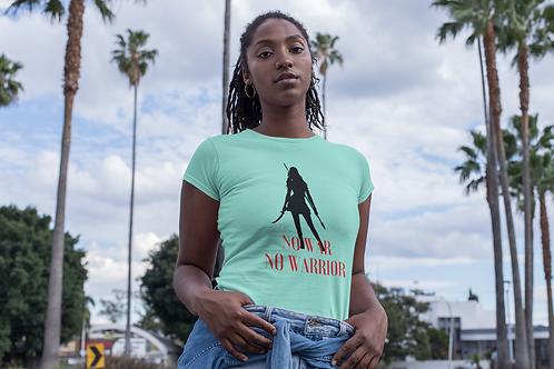 No War, No Warrior T-shirt