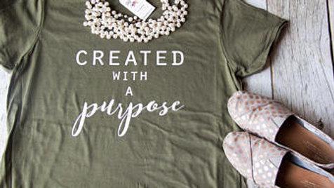 Created In Purpose