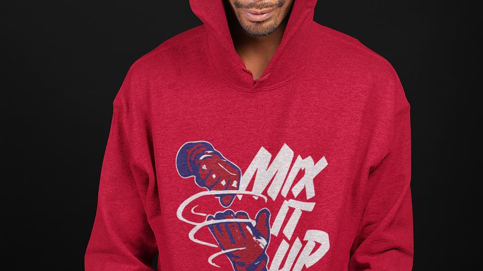 Mix It Up Braves Hoodie