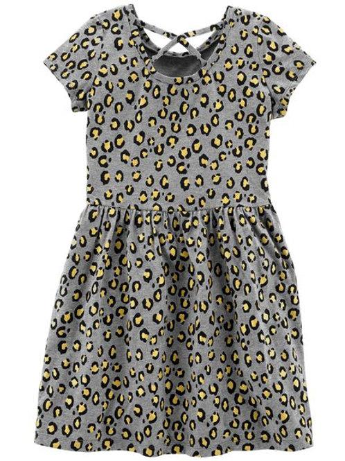 Carter's, Leopard Criss Cross Dress