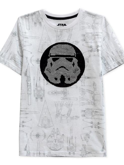 Macy's, Jem  Big Boys Darth Vader Graphic T-Shirt