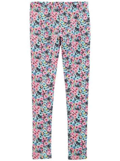 Carter's, Floral Leggings