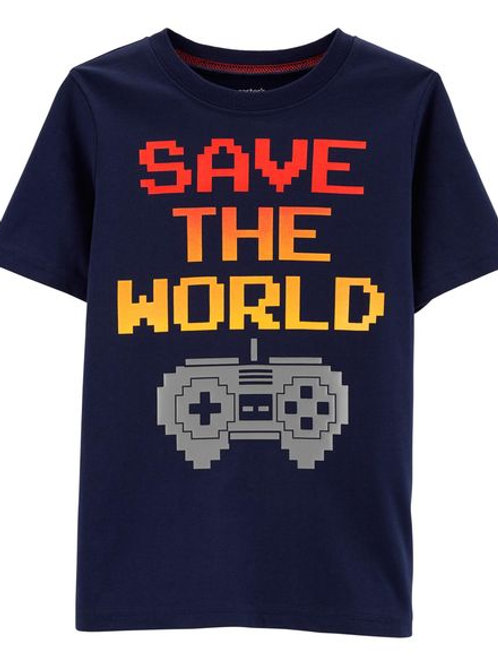 Carters, Video Game Jersey Tee