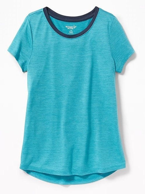 Old Navy, Go-Dry Jersey Performance Tee for Girls