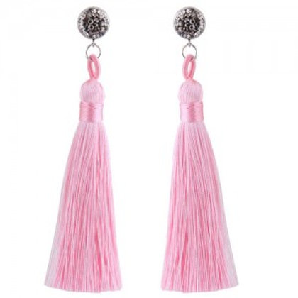 cotton-threads-shining-studs-high-fashion-statement-earrings-pink