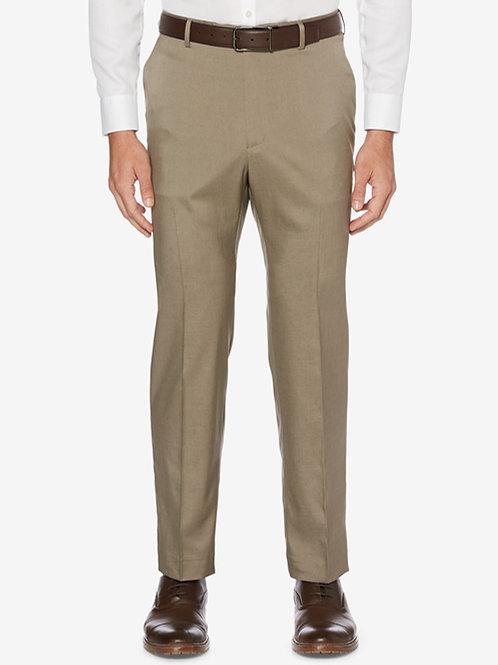 Perry Ellis! Men's Portfolio Classic-Fit Stretch Crosshatch Dress Pant