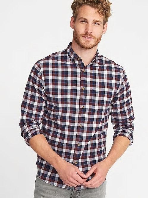 Old Navy, Slim-Fit Built-In Flex Everyday Oxford Shirt For Men