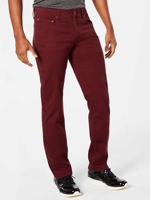 INC International Concepts  I.N.C. Men's Stretch Twill Pants, Created for Macy's