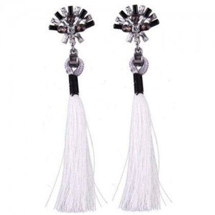 rhinestone-shining-flower-with-cotton-threads-tassel-design-high-fashion-stud-ea