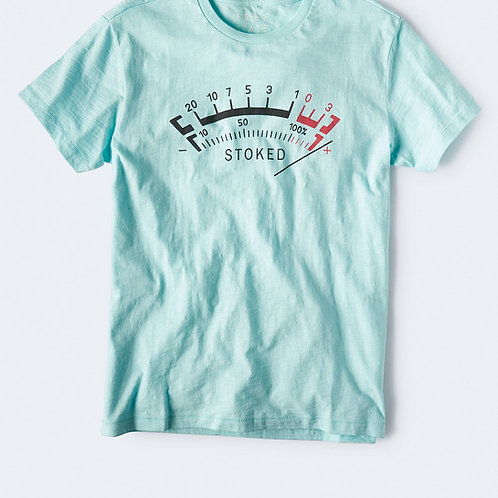 Free State Stoked-O-Meter Graphic Tee