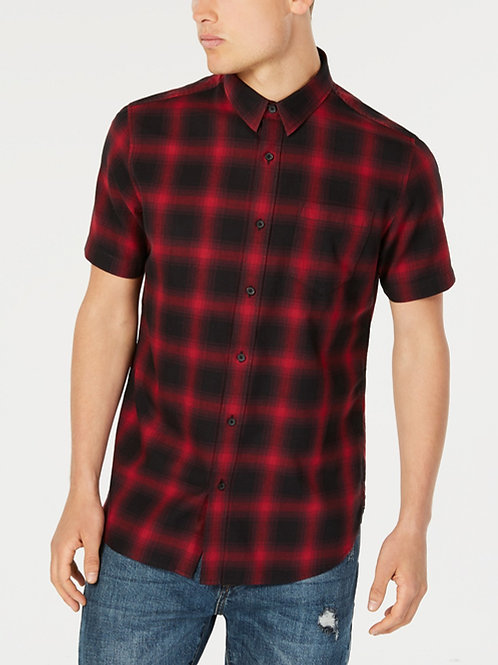 American Rag, Men's Wes Plaid Pocket Shirt, Created for Macy's