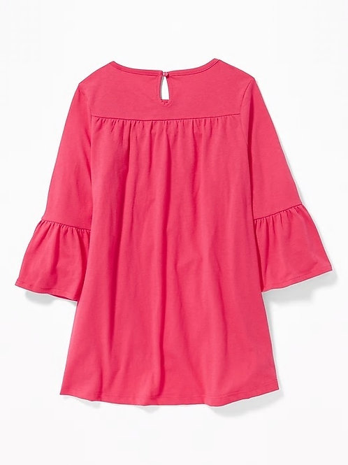 Old Navy, Lace-Yoke A-Line Top for Girl