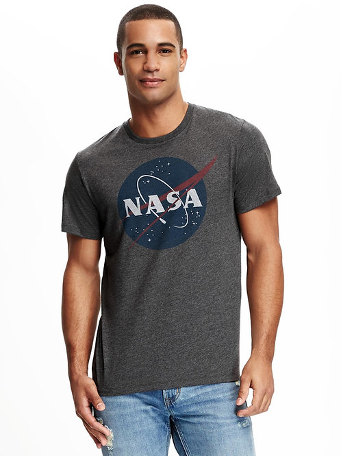 NASA® Graphic Tee for Men