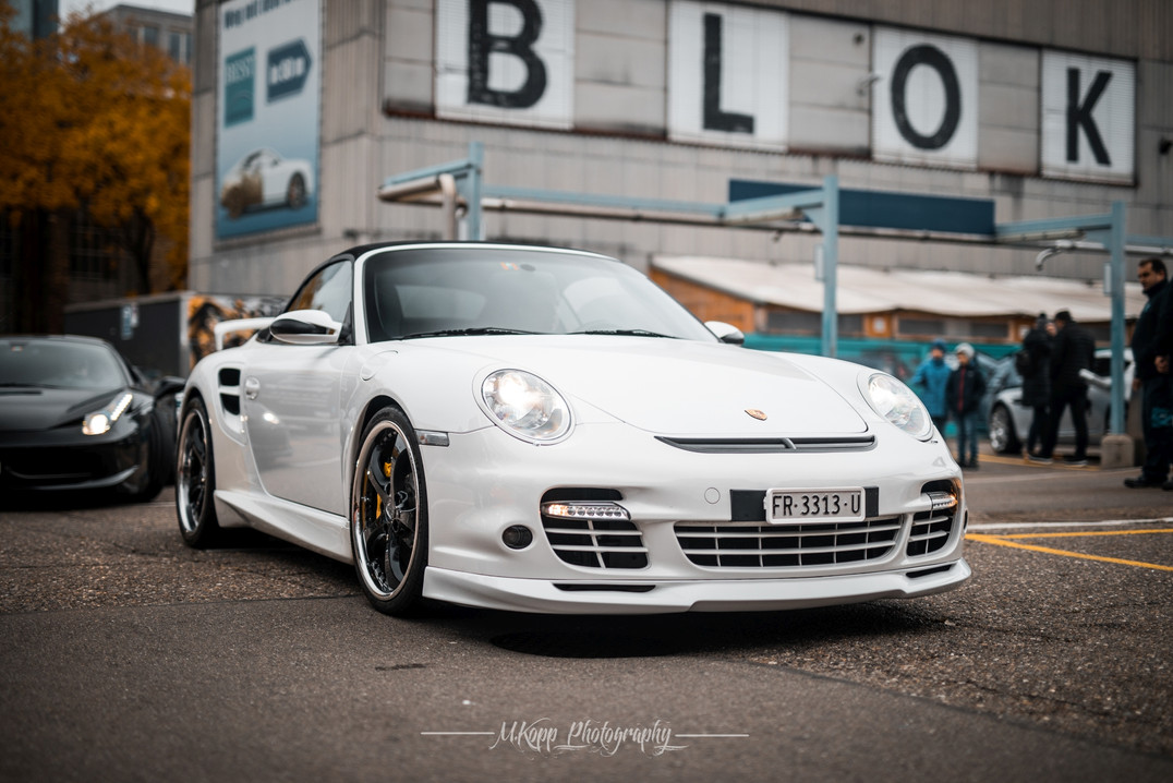 Iron Rally - Sport Cars and Burgers