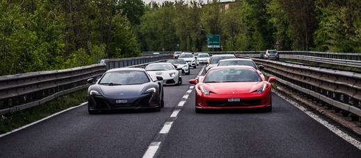 Sport Cars Road Trip 2019