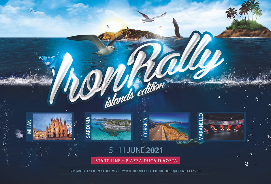 Iron Rally 2021