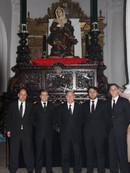 Vía Crucis Año de la Fe, presidido por la Virgen del Calvario 2013 · Fotografías Jacobo Díaz Portillo.