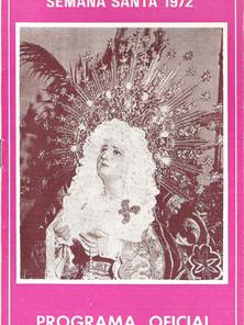 PROGRAMA OFICIAL 1972